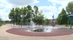 The royal city is getting some upgrades to its splash pads at ageing facilities.