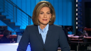 Chief Anchor and Senior Editor, Lisa LaFlamme,