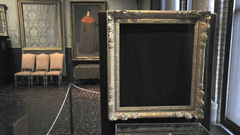 Dutch sleuth looks to provide breakthrough in biggest U.S. art heist case