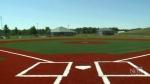 Accessible baseball diamond