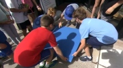 StopGap, Bedford Park Public School students