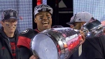 CFL takes Grey Cup overseas for Canada Day