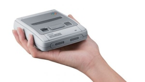 Nintendo's SNES Classic Mini, European edition (Nintendo of Europe)