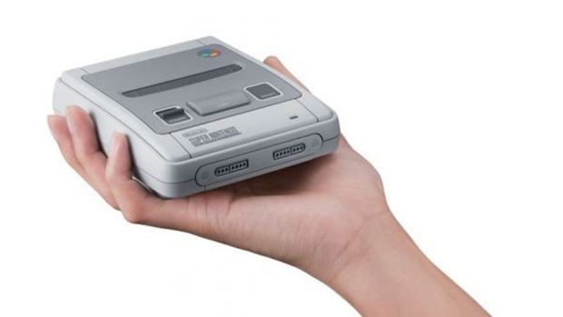 Nintendos Snes Classic Edition Slated For September Debut Ctv News