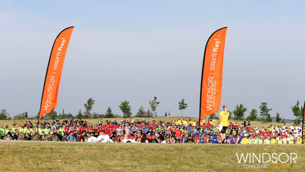 Windsor Corporate Challenge