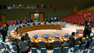 LIVE2: UN Security Council meets on Middle East