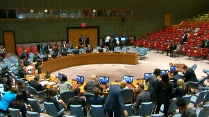 LIVE2: UN Security Council meets on Syria