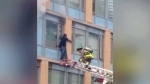 toronto fire high-rise rescue