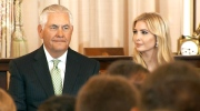 LIVE3: Trump, Tillerson unveil trafficking report