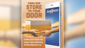 Beer XPress, The Beer Store