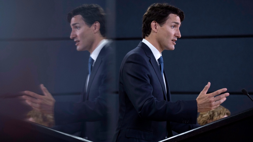 Did Canada PM misbehave with a female journalist? Justin fighting to save his image