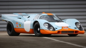 Iconic and Legendary 1970 Porsche 917K Races to The Pebble Beach Auctions Presented by Gooding & Company. (Gooding & Company)