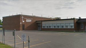 St. Robert Catholic School in London Ont. (Google)