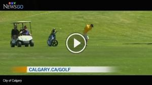 City of Calgary Golf Video