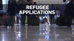 Refugee applications