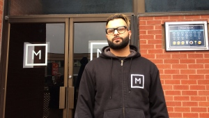 'My bar, restaurant, lounge is not responsible for actions of people on the street,' says Ardy Rahmani, Operations Manager of The Mingle Room on Rideau St. in Ottawa.