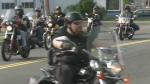 CTV London: Bikers against bullying