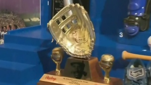 CTV Montreal: Baseball exhibit