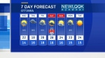 CTV Ottawa: Tuesday 6 p.m. weather update