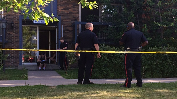 Police were called for reports that a man was shot while inside an apartment in the 1900 block of 11 Avenue S.W on Tuesday, June 27, 2017.