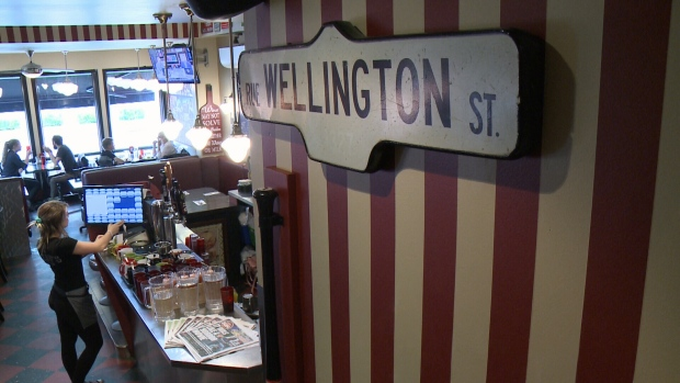 Wellington diner