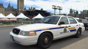 CTV National News: High security in Ottawa