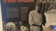 Montreal baseball exhibit