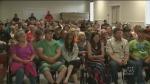 CTV Atlantic: Vigil held for Cape Breton teen
