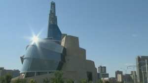 Visitors to the CMHR on July 1 can choose from a full day of programming for both children and adults. (File image)