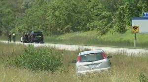 CTV Ottawa: Fatal 2-vehicle crash along Hwy 401