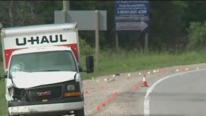 CTV Ottawa: Cyclist killed in early morning crash