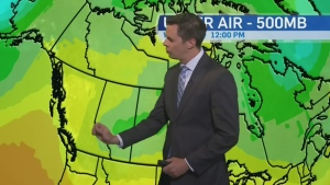 CTV Calgary: Good chance of rain today