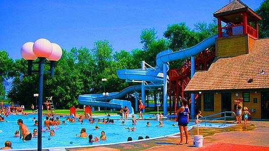 240 000 investment in popular pool and waterslide ctv news saskatoon