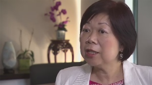 Queenie Choo's journey to Canada began in the early 1980s, when she answered a 'nurses wanted' ad from Alberta.