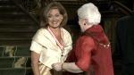 CTV News Channel: Anchor Lisa LaFlamme honoured
