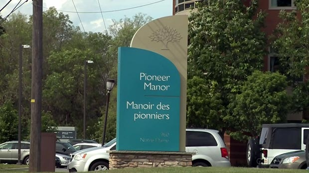 Five employees at Pioneer Manor have been fired for exchanging Snapchat photos of residents.
