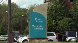 Pioneer Manor in Sudbury. (June 2017/CTV Northern Ontario)