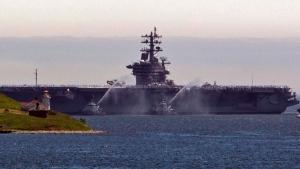 CTV Atlantic: USS Eisenhower visits Halifax