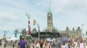 CTV Ottawa: Security on the Hill