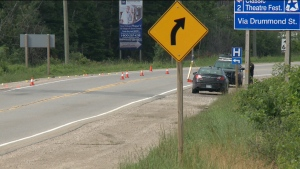 CTV Ottawa: Cyclist killed on Hwy 7