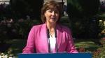 CTV News Channel: Clark speaks ahead of vote