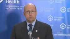 Dr. Owen Heisler, Covenant Health