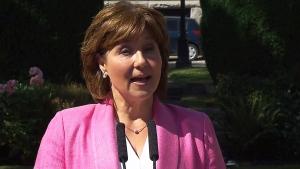 Clark to tell Lt.-Gov. NDP minority won't work