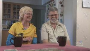 Elizabeth Black and Ken McLeod