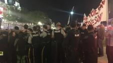 Canada 150 protest