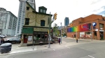 A screen shot image taken from Google Maps of 518 Church Street in Toronto, Ontario. (Google Maps)