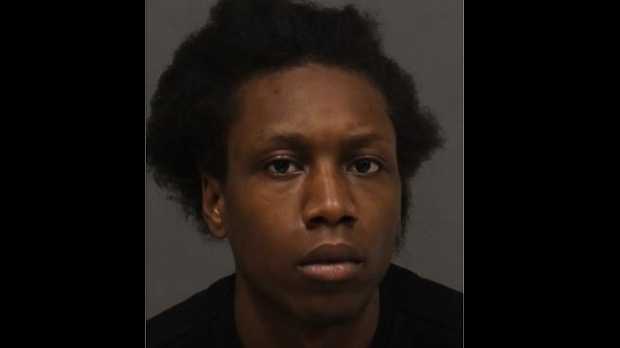 Shaquan McLean, 23, is pictured in this photo released by Toronto police.