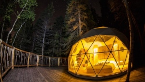 MUCH Far & Wide: Treehouses to rent in Quebec