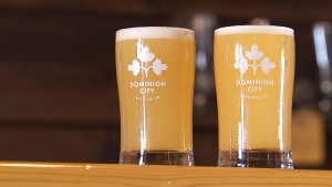 Dominion City is one of the craft breweries located in Ottawa. (CTV)
