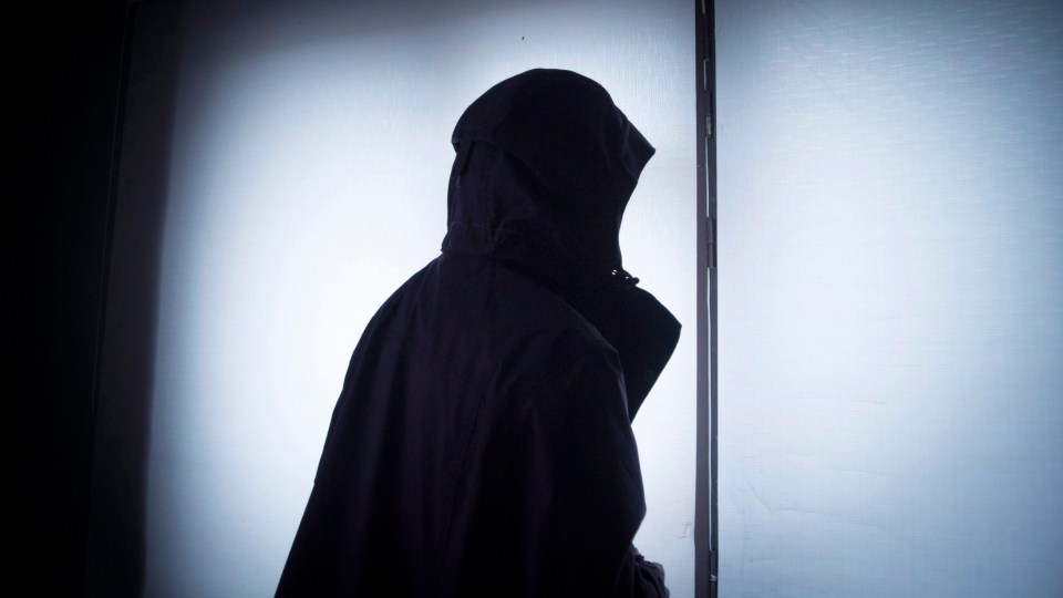 In this file photo taken on Friday, April 28, 2017, Anzor, a gay man who spoke to the Associated Press on condition that he not be further identified out of fear for his safety and that of his family. He is from Chechnya, the predominantly Muslim region in southern Russia where some 100 men suspected of being gay were detained and tortured, and at least three of them were killed. (AP Photo / Nataliya Vasilyeva)